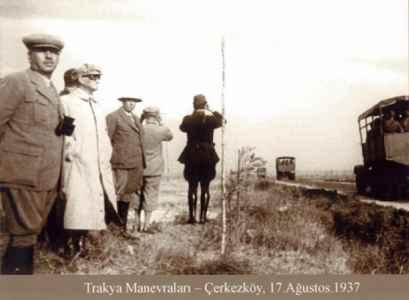 Atatürk Çerkezköy